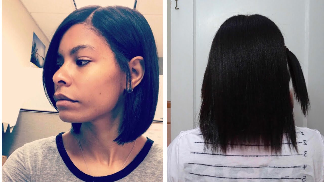 Natural Hair In Favorite Natural Bob Hairstyles (View 7 of 20)