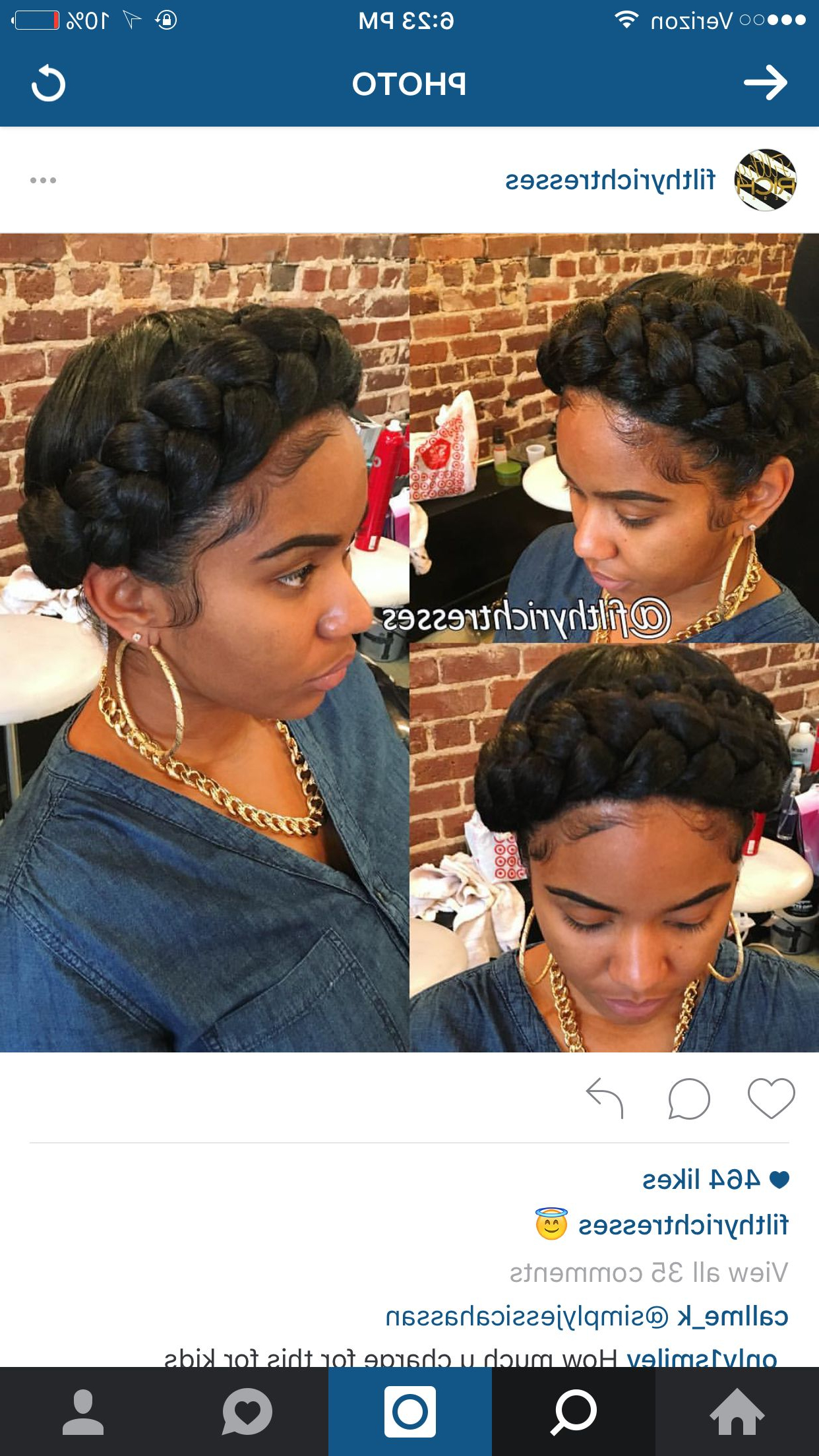 Natural Hair Styles, Wedding Hairstyles For (Gallery 3 of 20)