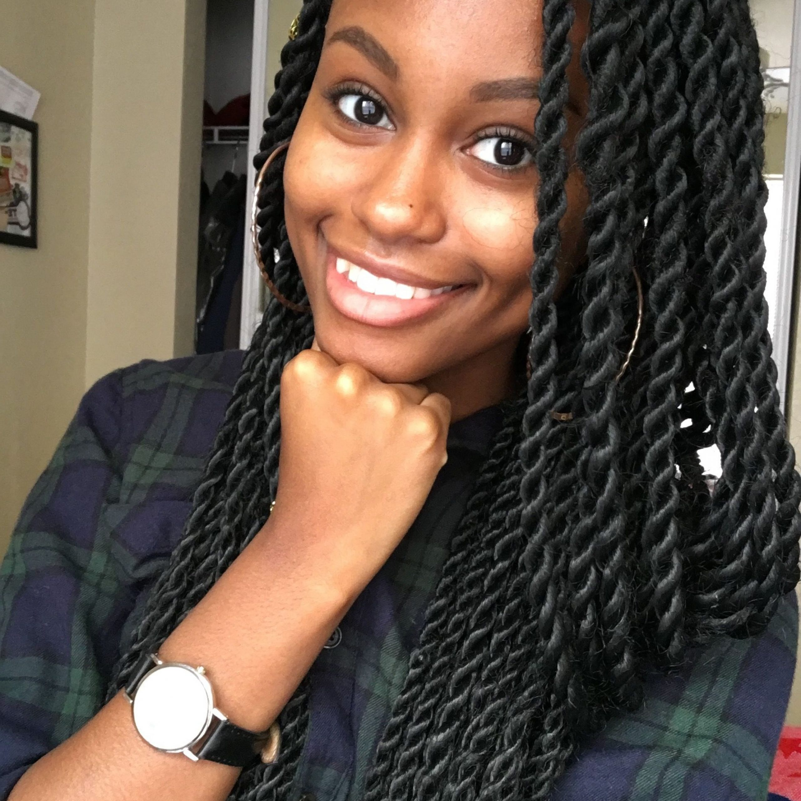 Natural Hairstyles. Protective Hairstyles (View 17 of 20)