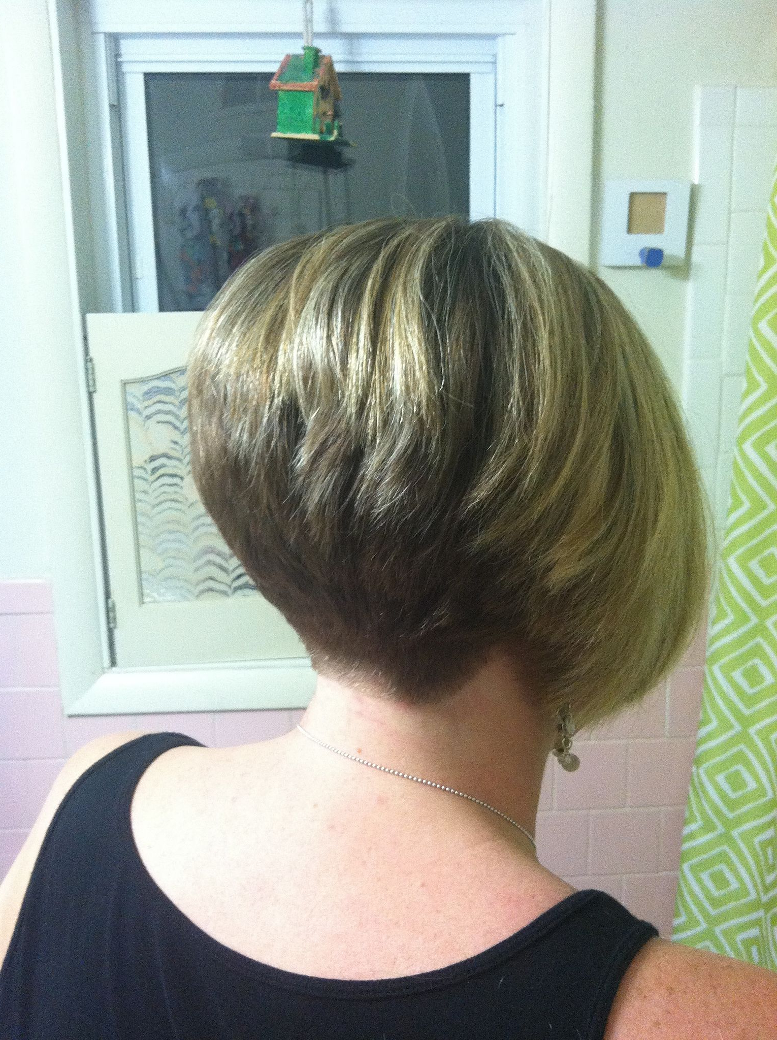 New Wedge/bob Haircut (View 10 of 20)