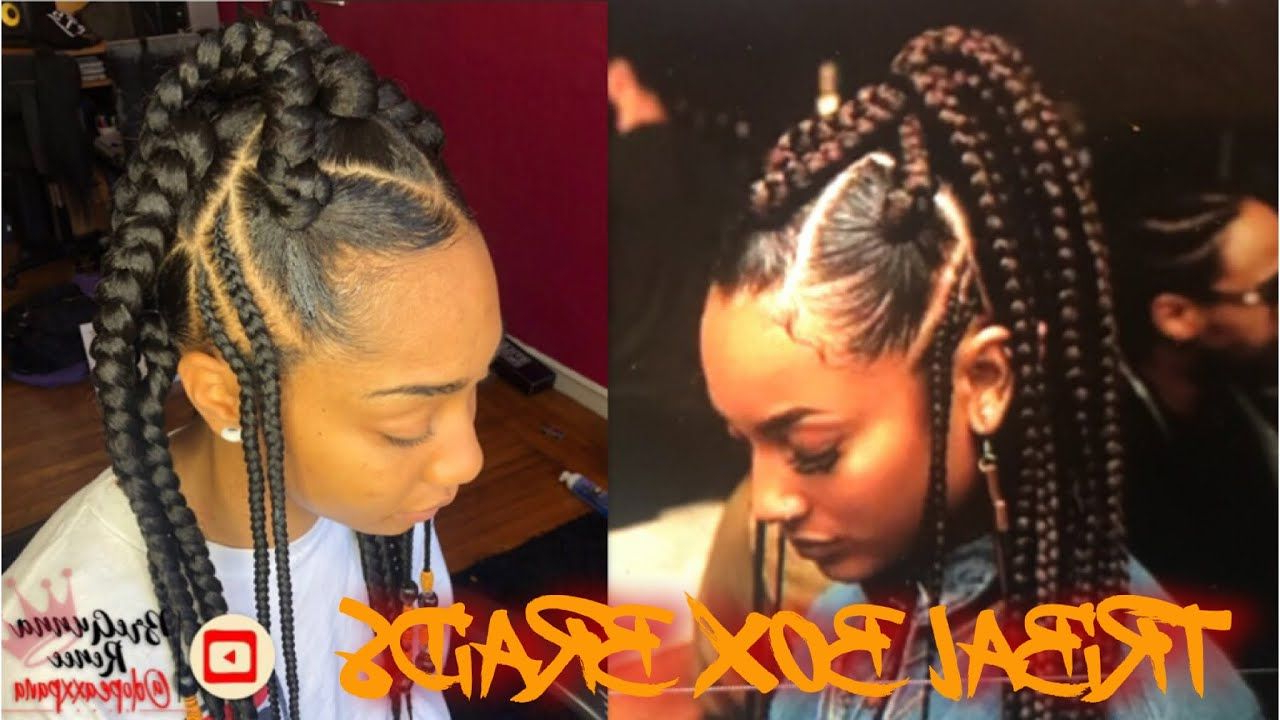 Newest Accessorized Straight Backs Braids With Grownish (View 6 of 20)