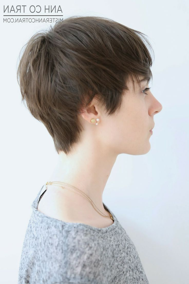 Newest Androgynous Pixie Haircuts Intended For 22 Hottest Short Hairstyles For Women 2020 – Trendy Short (View 9 of 20)