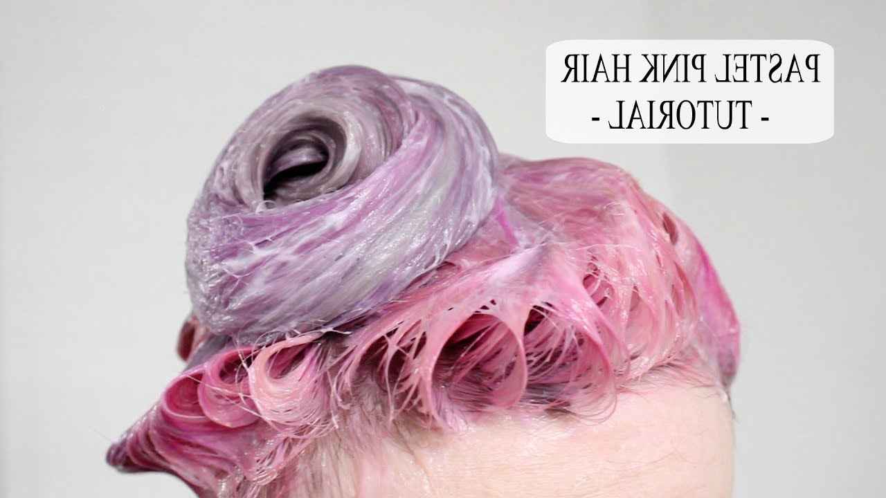 Newest Baby Pink Braids Hairstyles Inside 25 Pastel Pink Hair Ideas To Try – Hairstyle Camp (View 12 of 20)