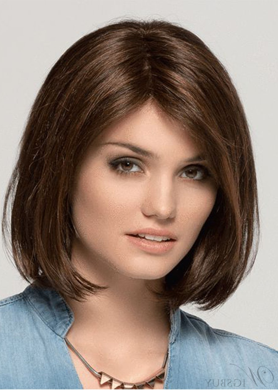 Newest Natural Bob Hairstyles Intended For Bob Hairstyles Medium Length Women Natural Synthetic Hair (Gallery 20 of 20)