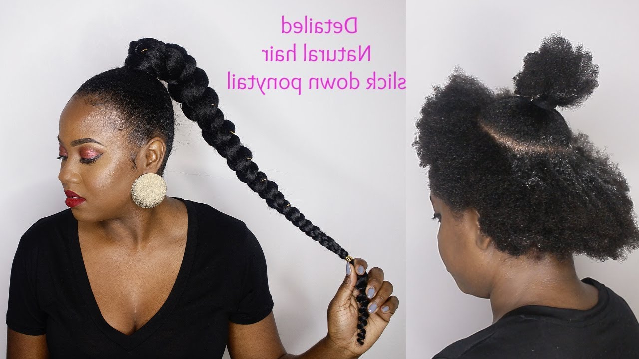 Ogc Inside Most Popular Slicking Down Braids Hairstyles (View 13 of 20)