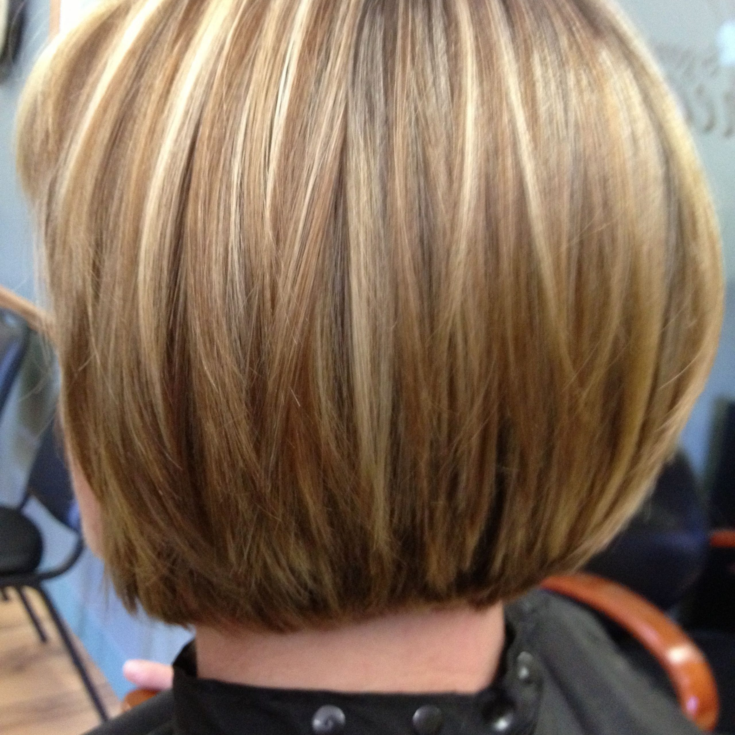 Pin On All Things Hair Throughout Preferred Rounded Sleek Bob Hairstyles With Minimal Layers (Gallery 3 of 20)