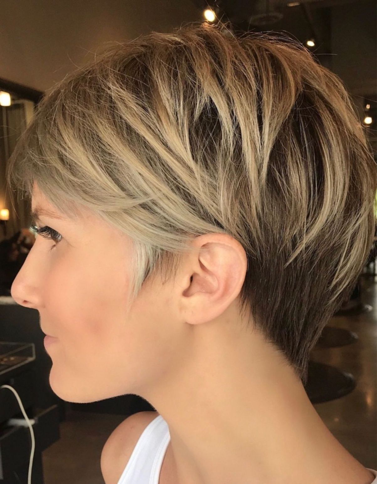 Pin On Amazing Looks For Locks In Favorite Smooth Shave Pixie Haircuts (View 11 of 20)