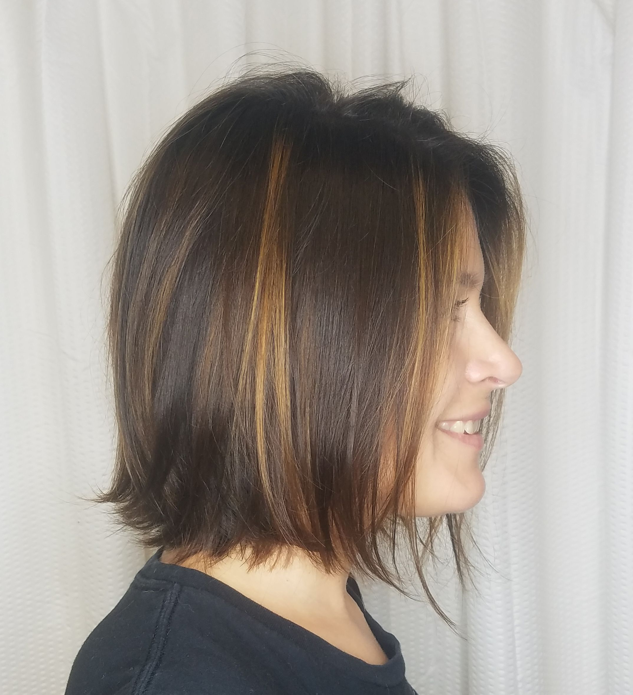 Pin On Bob Haircuts In Well Known Razor Bob Haircuts With Highlights (Gallery 2 of 20)