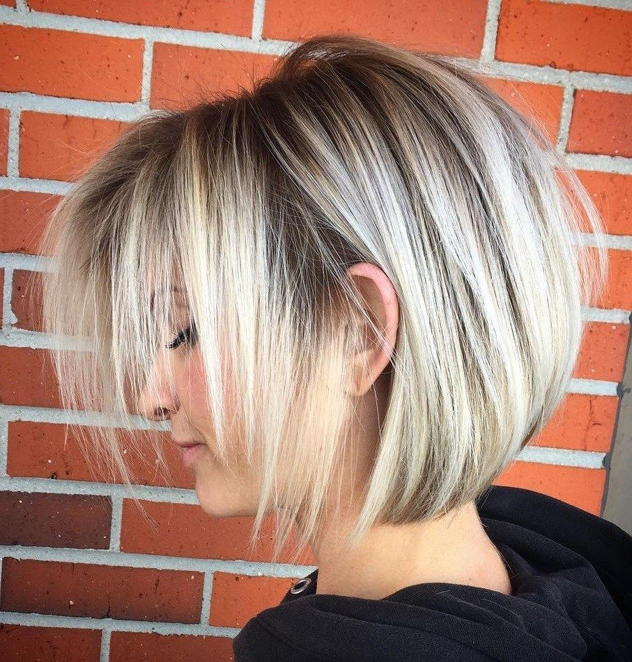 Pin On Прически Боба For Best And Newest Voluminous Bob Hairstyles (View 3 of 20)