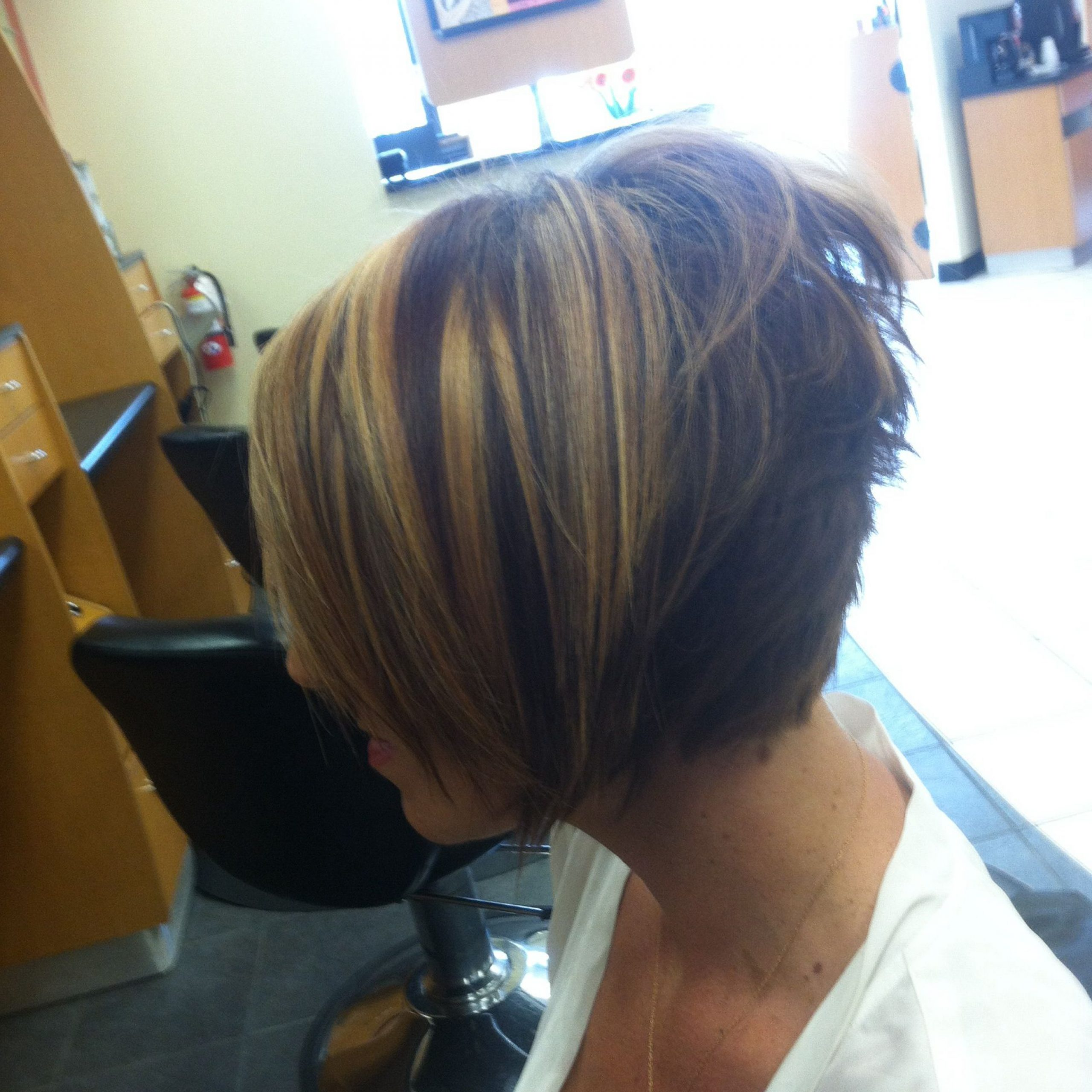 Pin On Hair I Love For Favorite Modern Swing Bob Hairstyles With Bangs (View 15 of 20)