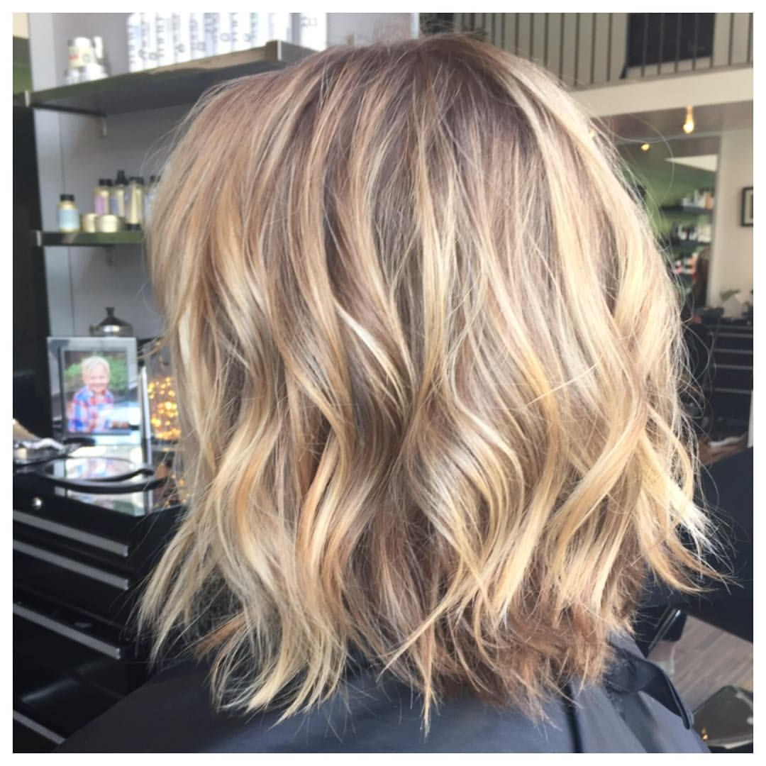 Pin On Hair Ideas Intended For Most Current Perfect Shaggy Bob Hairstyles For Thin Hair (View 17 of 20)