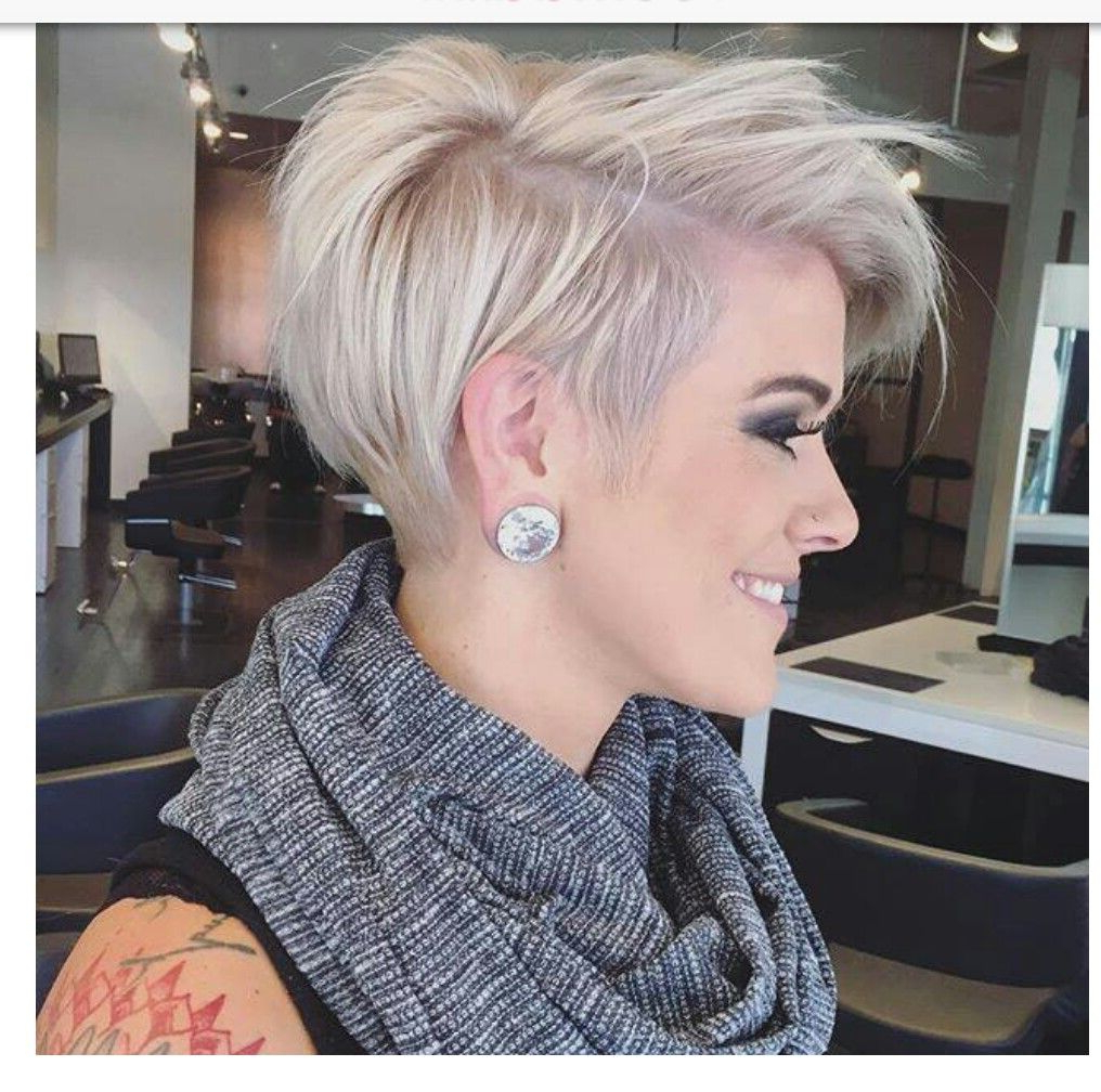 Pin On Hair Throughout Famous Smooth Shave Pixie Haircuts (View 6 of 20)