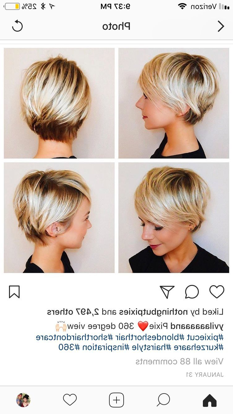 Featured Photo of Piecey Pixie Haircuts For Asian Women