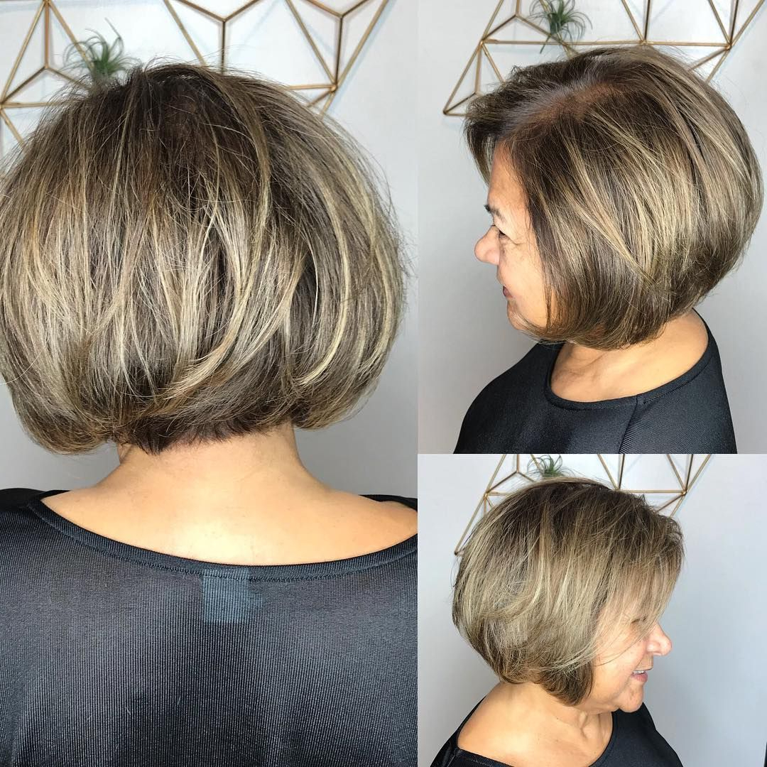 Pin On Hair With Regard To Well Liked Sassy A Line Bob Hairstyles (Gallery 2 of 20)