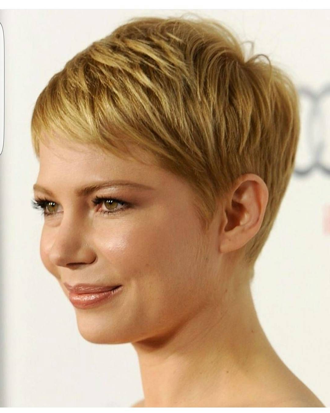 Pin On Haircuts Inside Latest Michelle Williams Pixie Haircuts (Gallery 3 of 20)