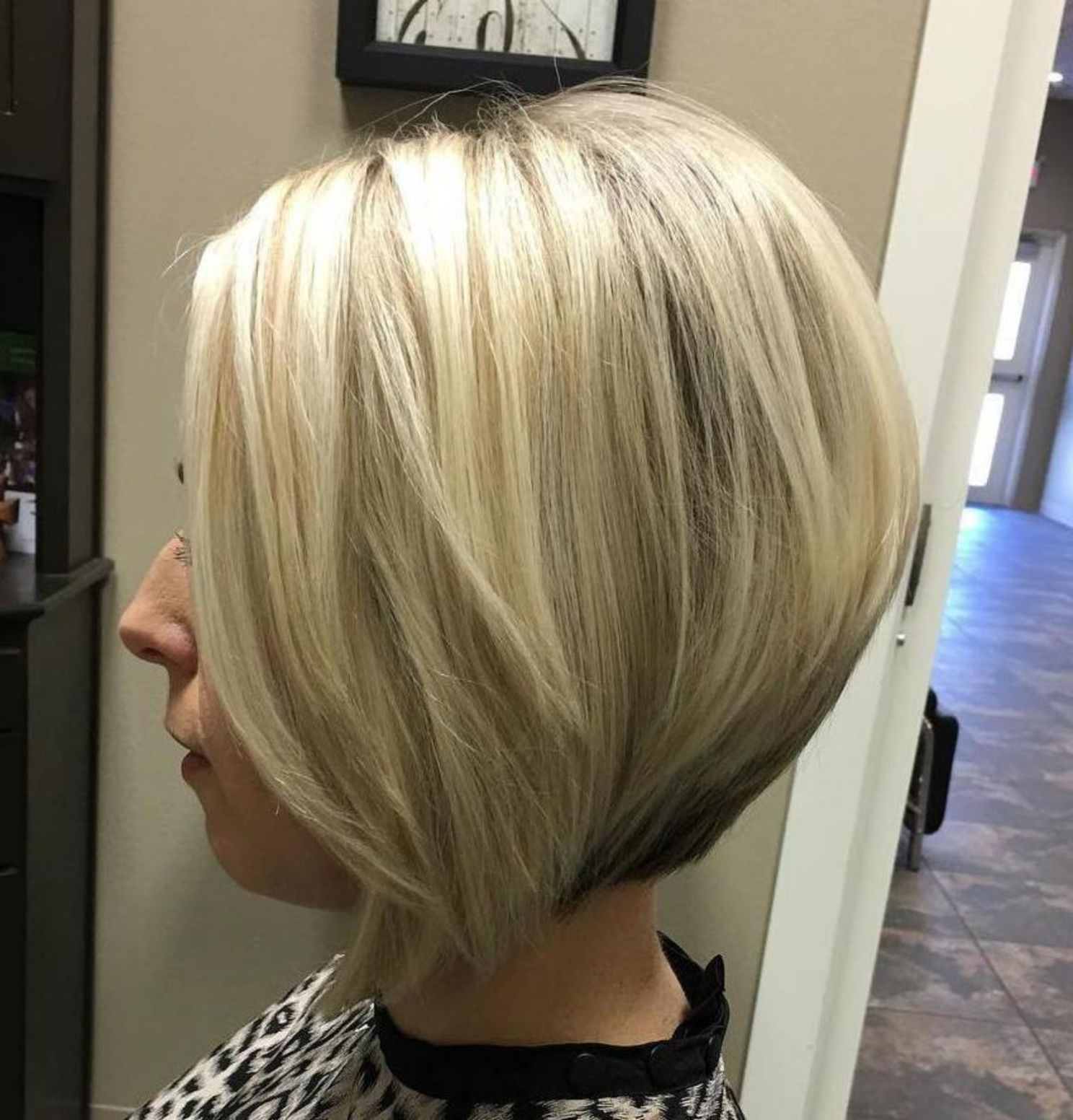 Pin On Hairstyles In Preferred Blonde Undercut Bob Hairstyles (Gallery 10 of 20)