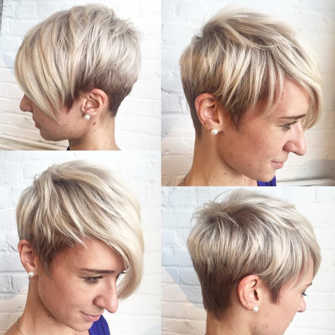 Pin On I Would Wear That Inside Most Recently Released Long Undercut Hairstyles With Shadow Root (View 14 of 20)
