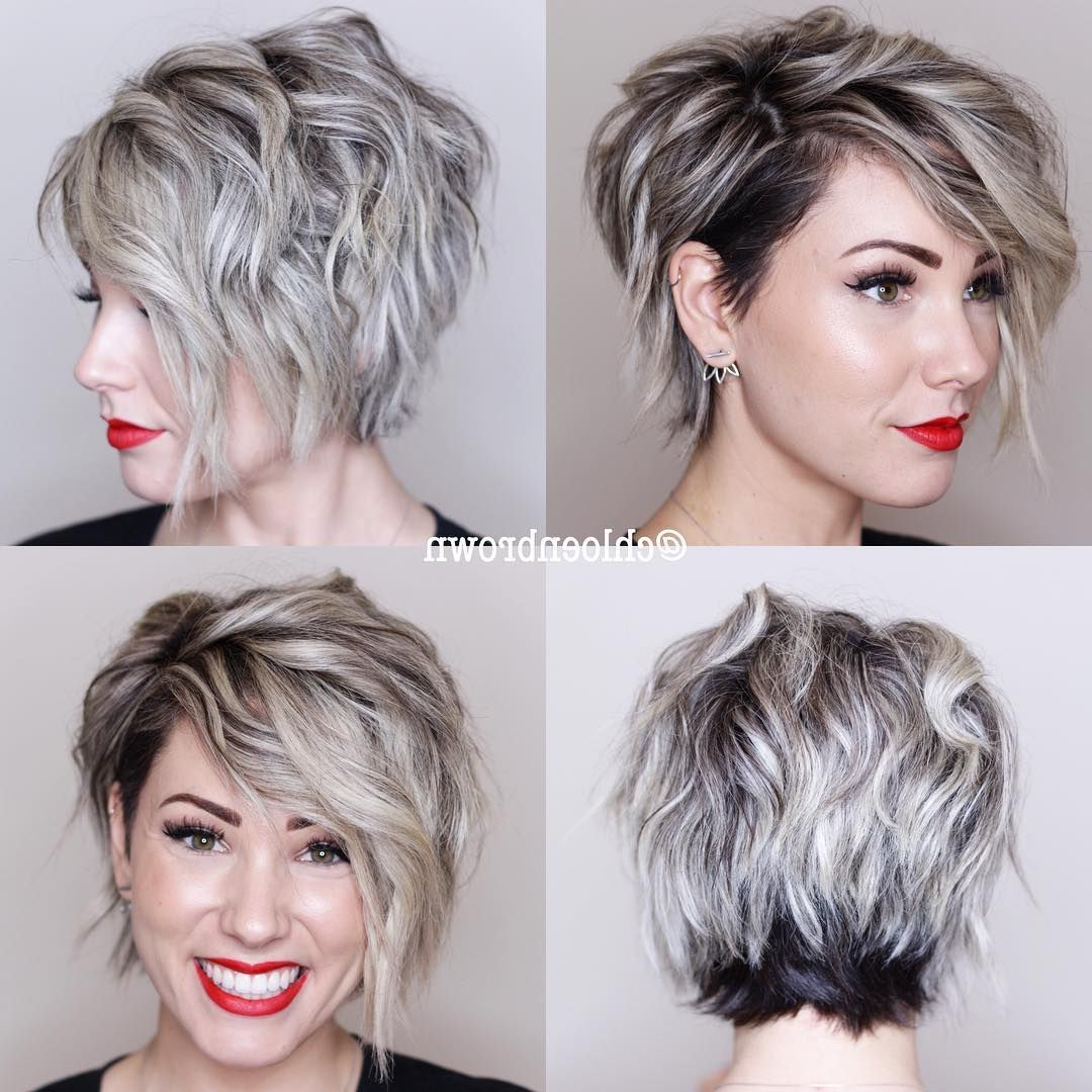 Pin On Kosa In Preferred Edgy Look Pixie Haircuts With Sass (View 11 of 20)