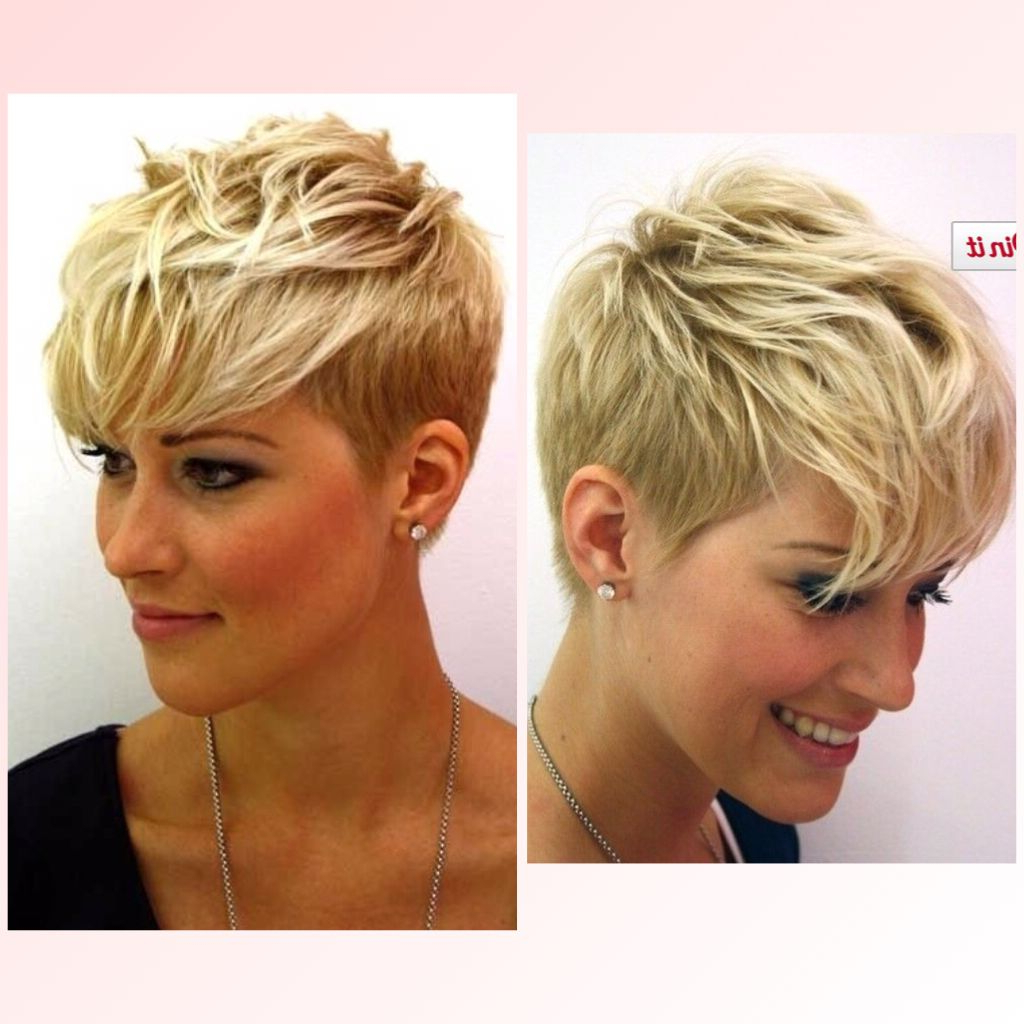 Pin On Short Hair Styles Throughout Most Recent Disconnected Pixie Haircuts For Fine Hair (Gallery 6 of 20)