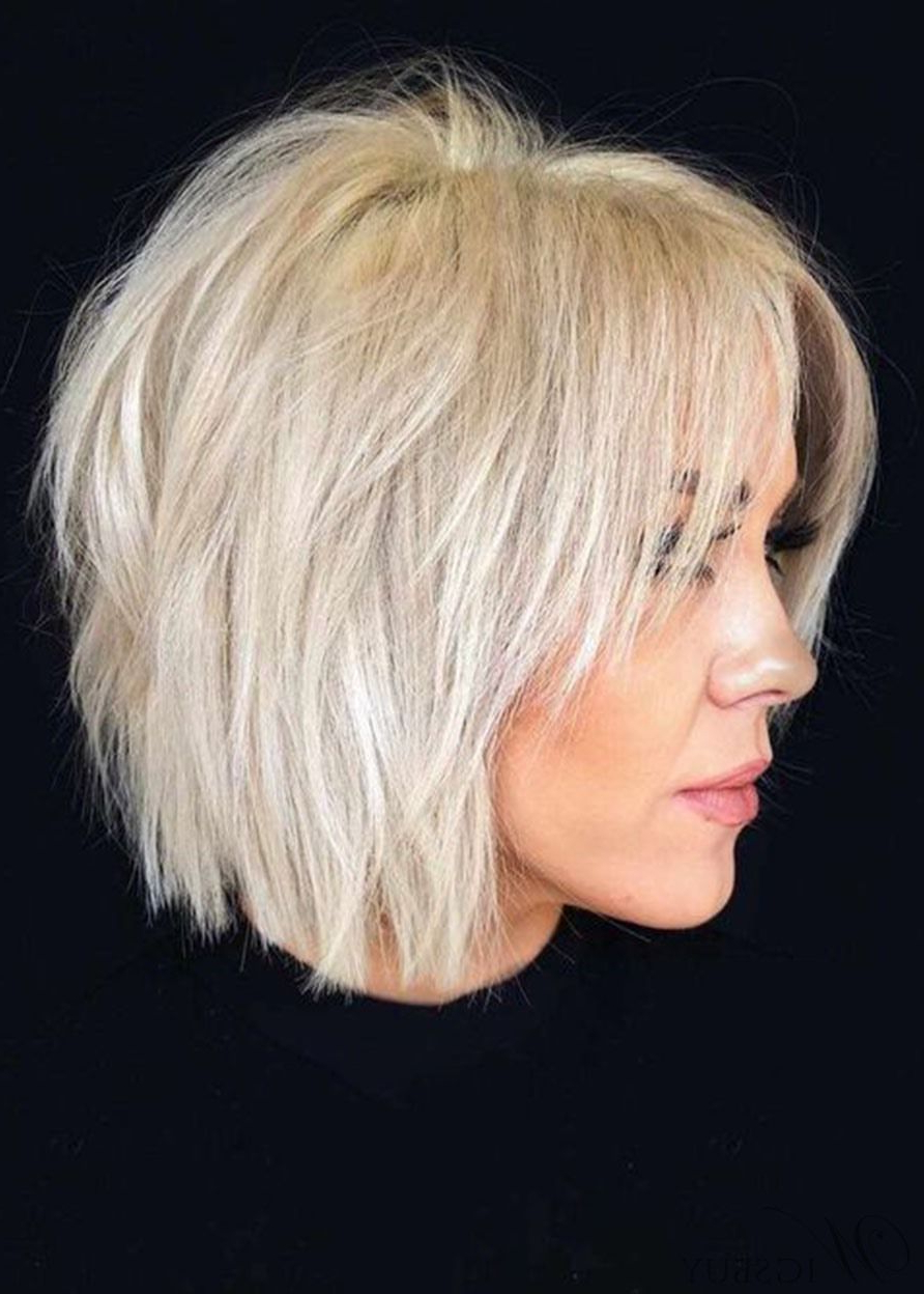 Pin On Stuff To Buy With Regard To Newest Short Choppy Layers Pixie Bob Hairstyles (View 15 of 20)