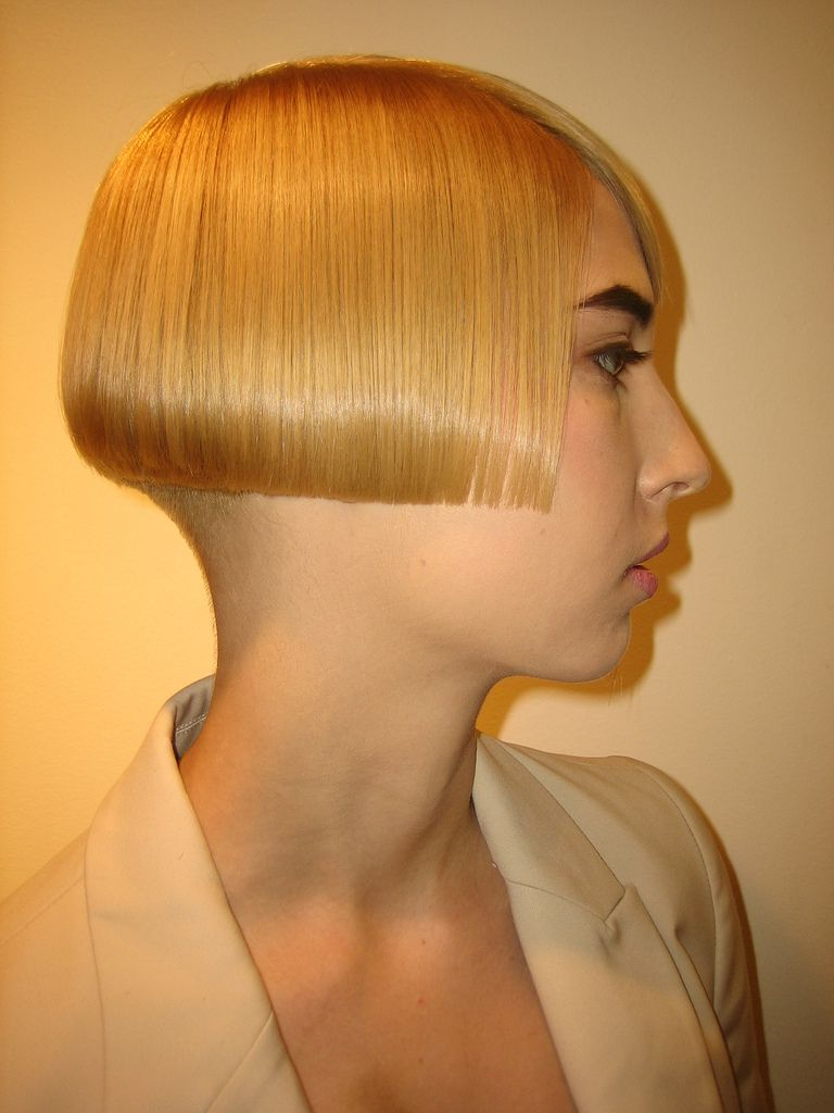 Pin On Wedding Ideas In Widely Used Ear Length French Bob Hairstyles (Gallery 19 of 20)