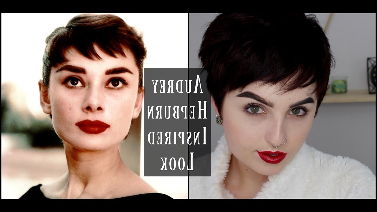 Pixiepower Throughout Well Known Audrey Hepburn Inspired Pixie Haircuts (View 16 of 20)