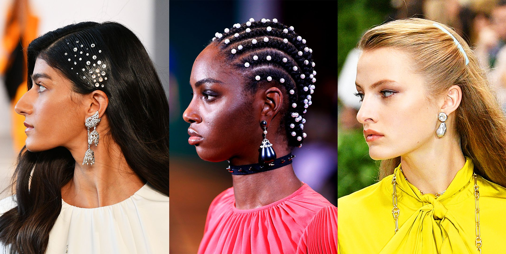 Preferred Crisp Pulled Back Braid Hairstyles Pertaining To Spring 2020 Hair Trends: 20 Prettiest Hairstyles And Ideas (Gallery 11 of 20)