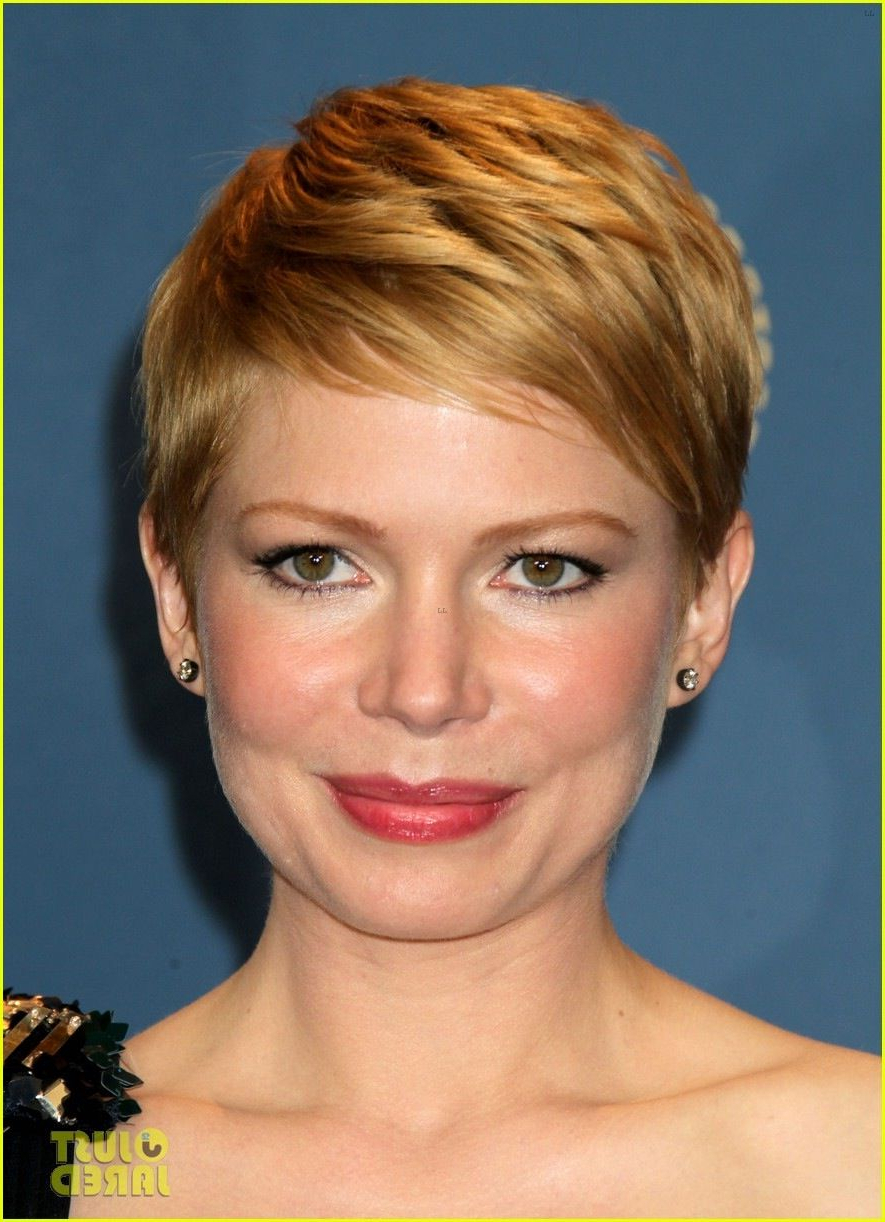 Preferred Michelle Williams Pixie Haircuts With Pinsara Ferris On Beauty (Gallery 11 of 20)
