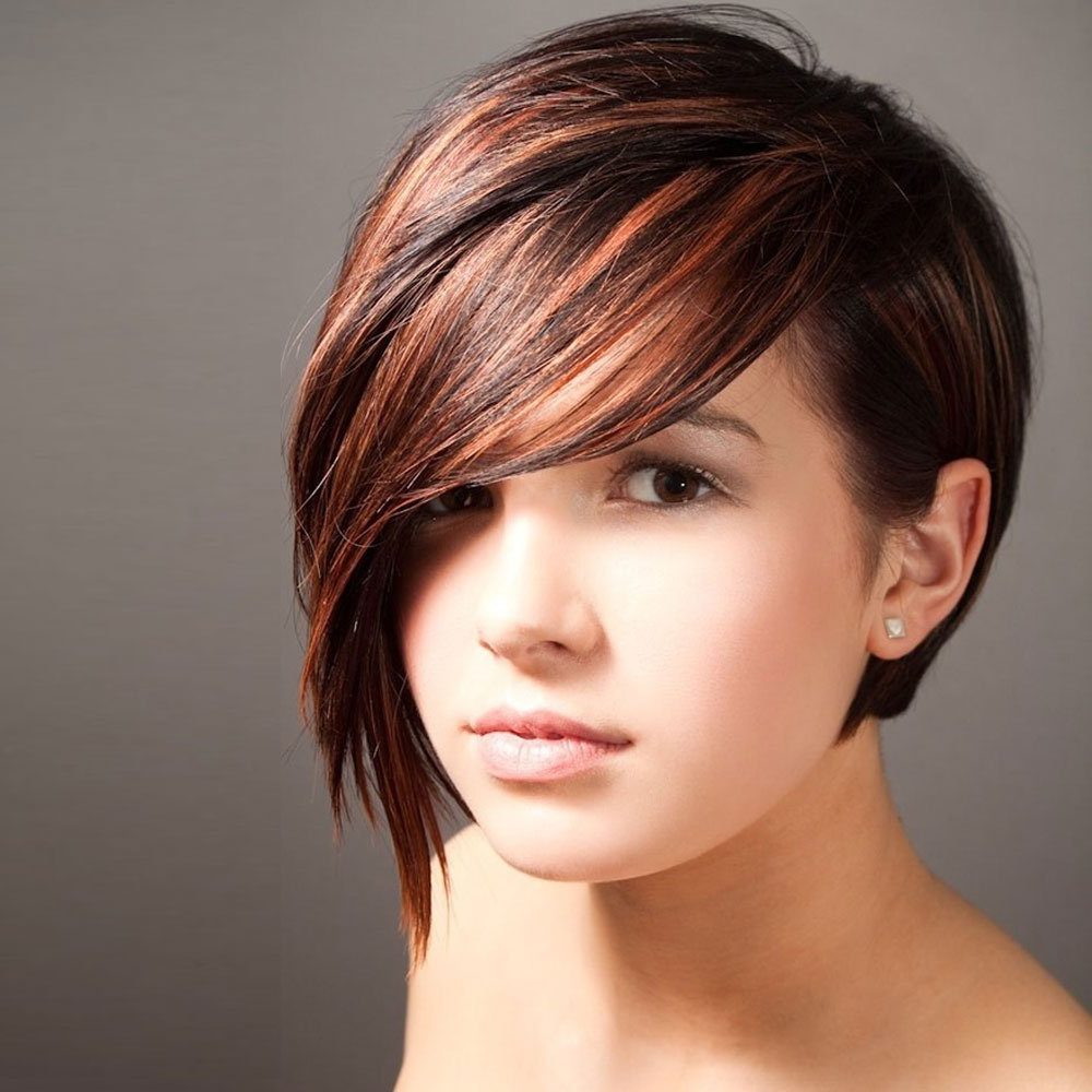 """Rad Hair On Twitter: """"a Pretty Medium Asymmetrical Bob Intended For Well Known Asymmetrical Bob Hairstyles (View 15 of 20)"""