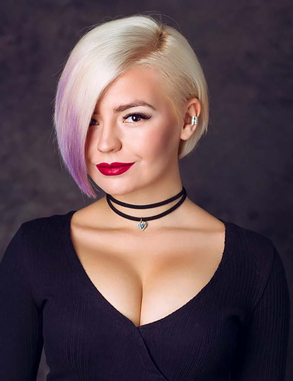 Recent Edgy Haircuts For Thin Hair In Pictures Of Short Haircuts For Thin Hair » Short Haircuts Models (View 18 of 20)