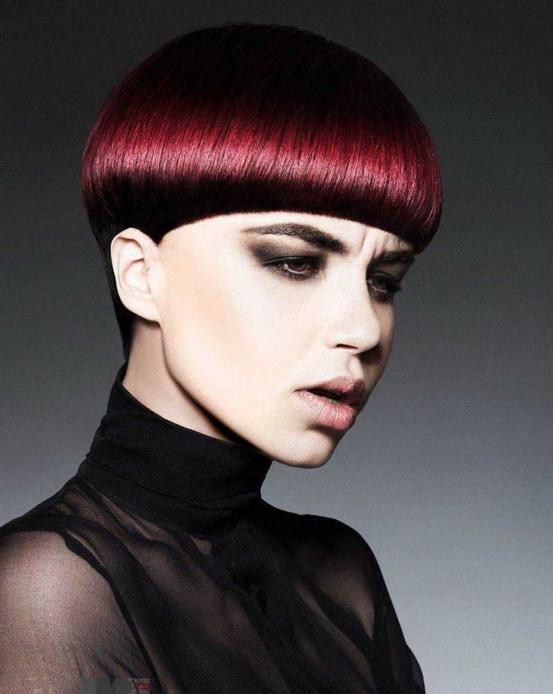 Recent Pageboy Maroon Red Pixie Haircuts Inside 70 Greatest Bob Haircut Models For Long, Short And Medium (View 8 of 20)