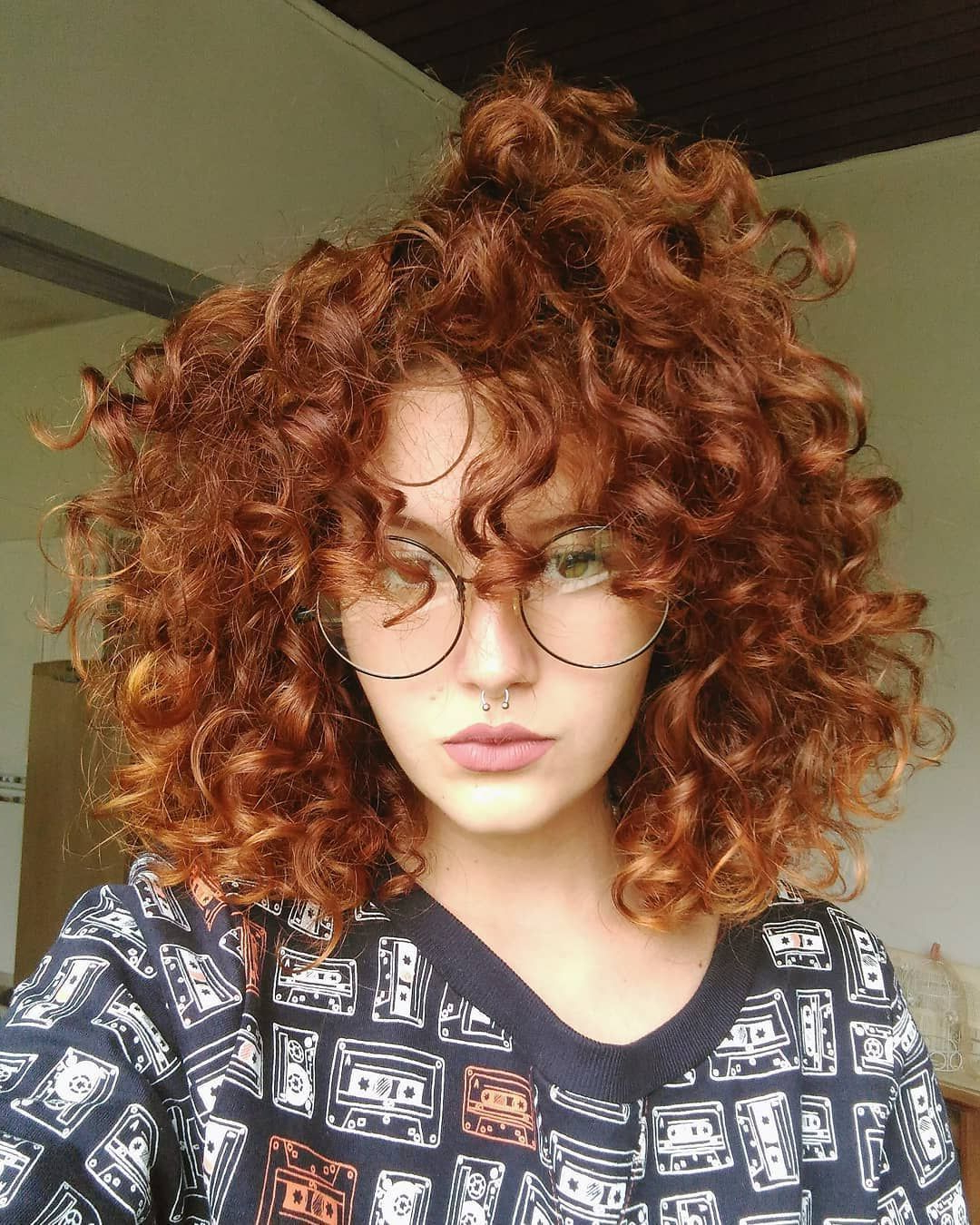Red Head Curls (View 9 of 20)