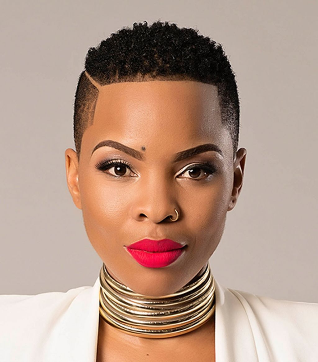 Short Inside Fashionable Perfect Pixie Haircuts For Black Women (View 18 of 20)