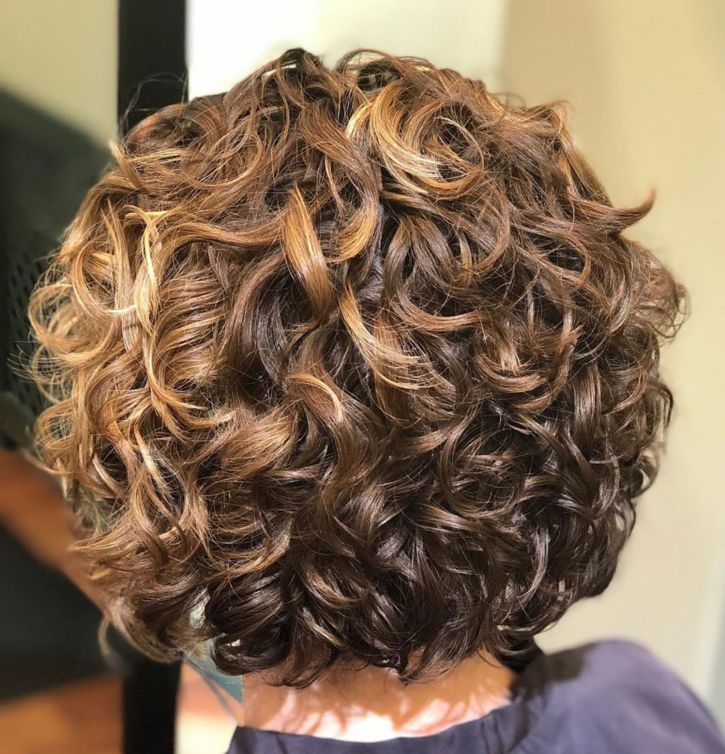 Short Inside Preferred Permed Bob Hairstyles (View 17 of 20)