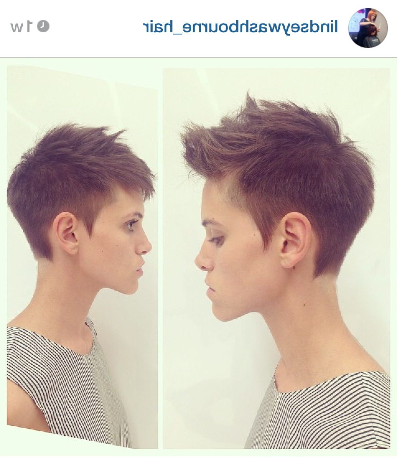 Short Pixie Haircuts, Girls Regarding Most Recent Androgynous Pixie Haircuts (View 13 of 20)
