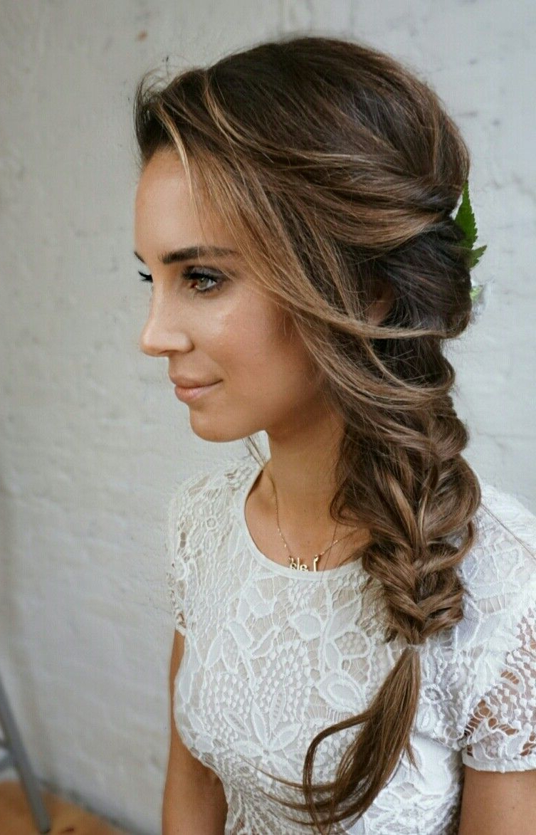 Side Braid (View 3 of 20)