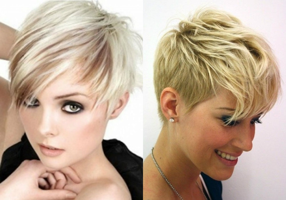 Super Extravagant Pixie Haircuts For Short Hair Lovers In Most Up To Date Super Short Shag Pixie Haircuts (View 18 of 20)