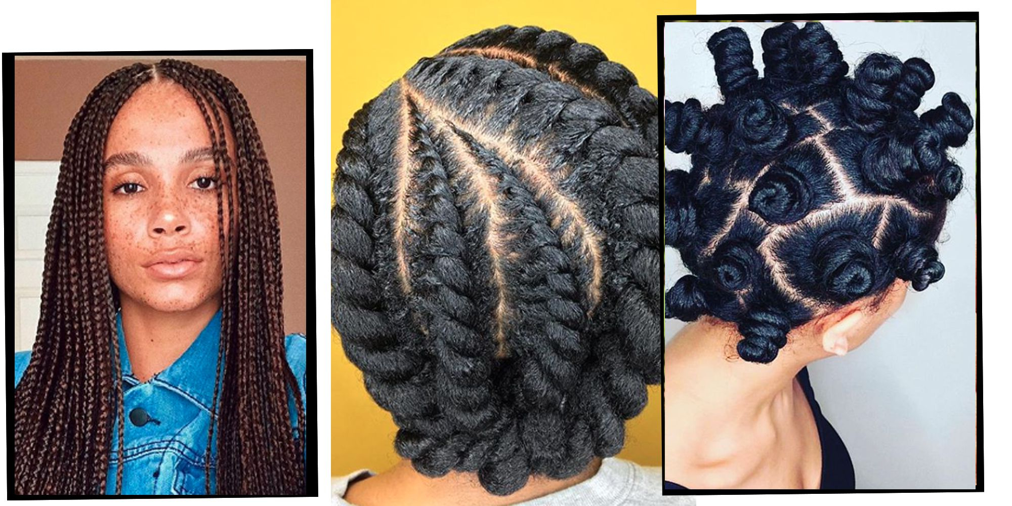 The Black Beauty Guide: 5 Next Level Protective Hairstyles Inside Well Known Billowing Ponytail Braid Hairstyles (View 18 of 20)