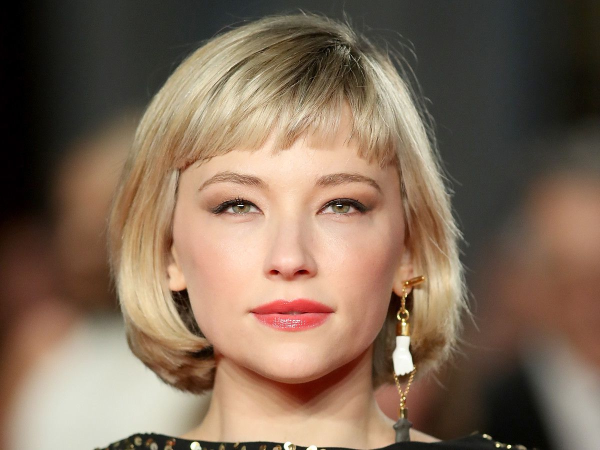 The Vintage Bangs Trend You'll Be Seeing Everywhere In 2020 In Trendy Vintage Bob Hairstyles With Bangs (View 4 of 20)