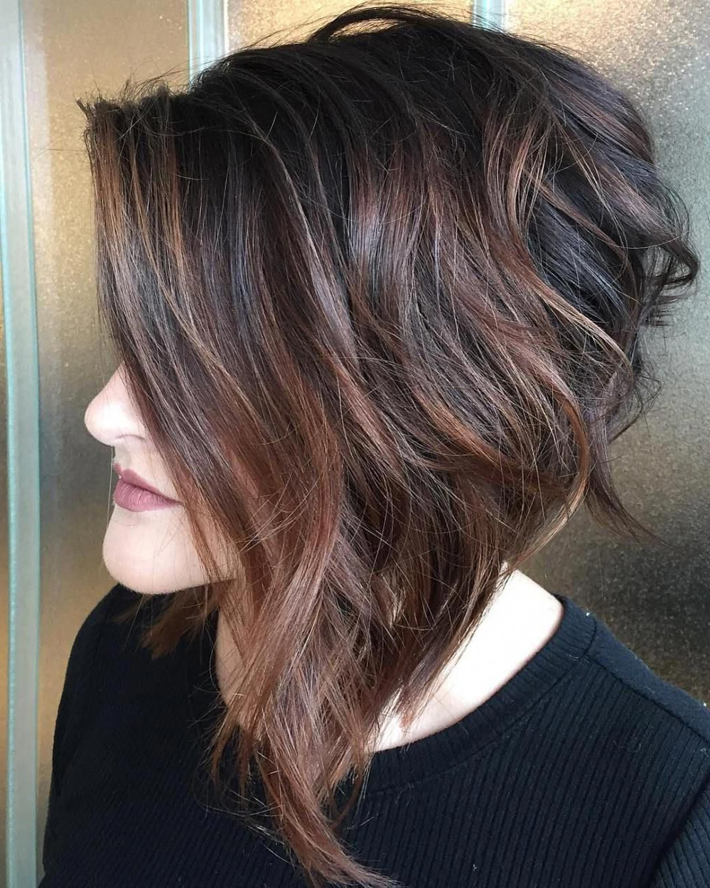 These Wavy Bob Hairstyles Truly Are Trendy Within Well Liked Sassy Wavy Bob Hairstyles (View 3 of 20)