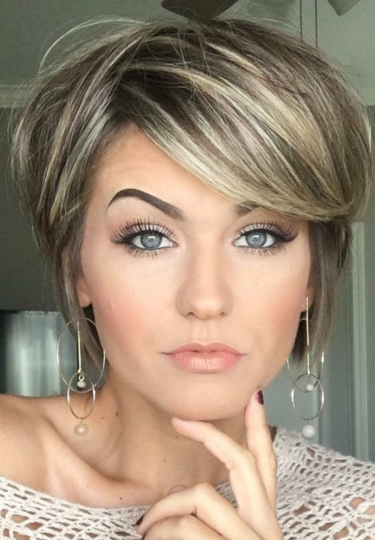 Trending Hairstyles 2019 – Short Layered Hairstyles In Widely Used A Very Short Layered Bob Hairstyles (View 16 of 20)