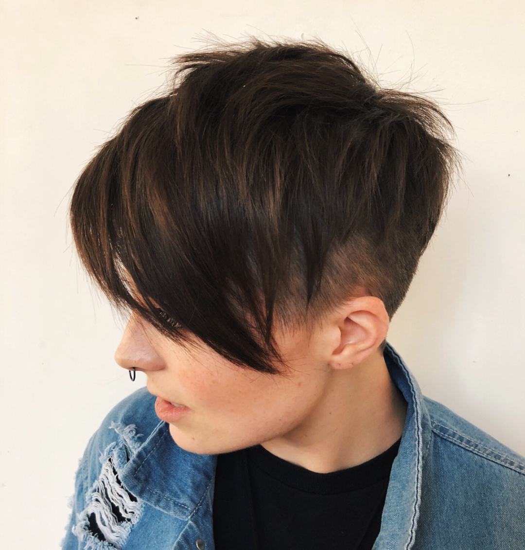 Trendy Androgynous Pixie Haircuts For 20 Bold Androgynous Haircuts For A New Look (View 8 of 20)