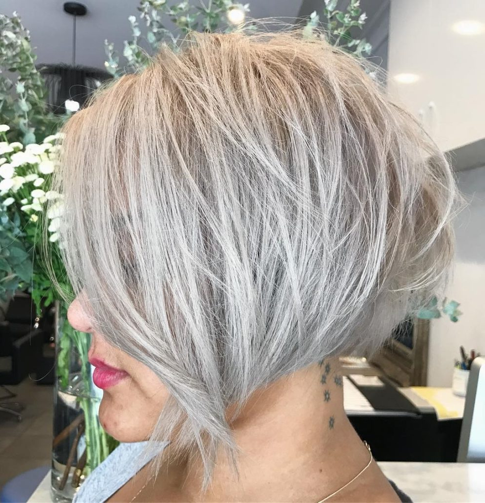 Trendy Concave Bob Hairstyles Intended For Concave Bob Haircuts – 8 Sexiest Cuts You Have To Try (View 7 of 20)
