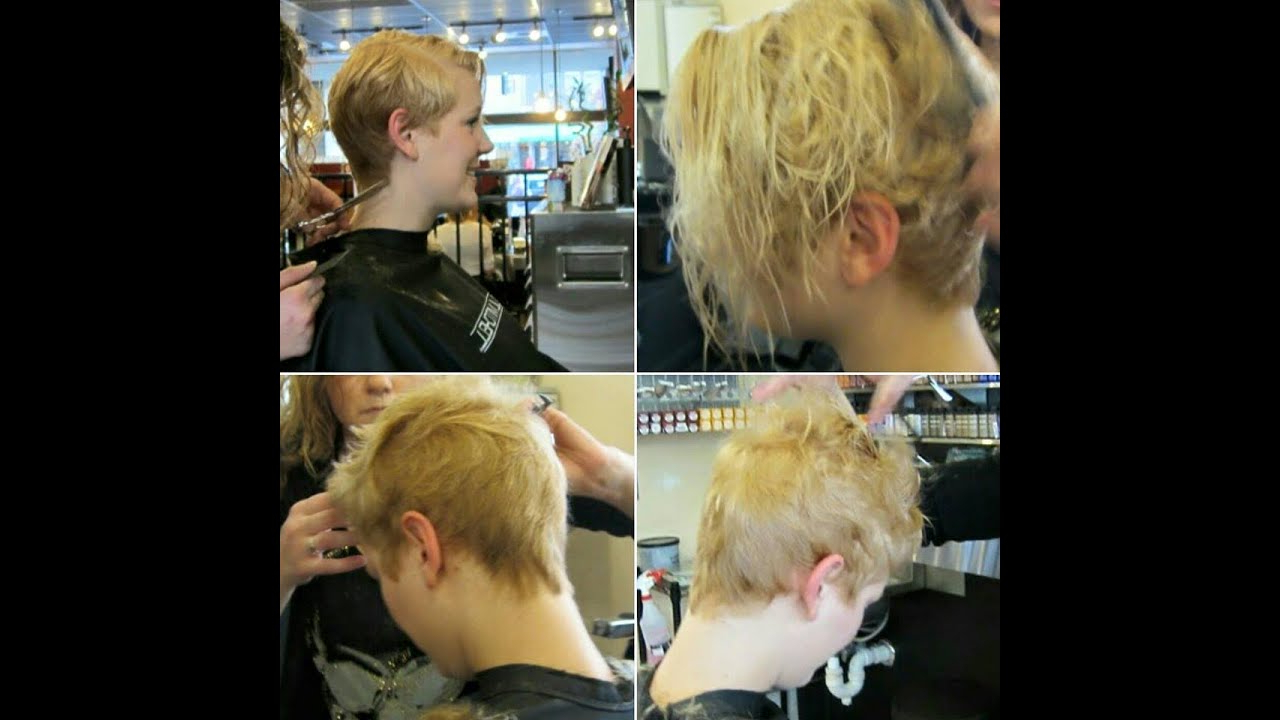 Trendy Michelle Williams Pixie Haircuts For How To Create Michelle Williams Pixiecut (View 18 of 20)