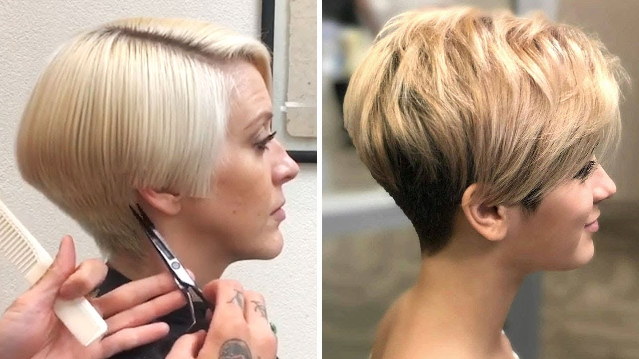 Trendy Part Pixie Part Bob Hairstyles In New Trendy Pixie Hairstyles (View 3 of 20)
