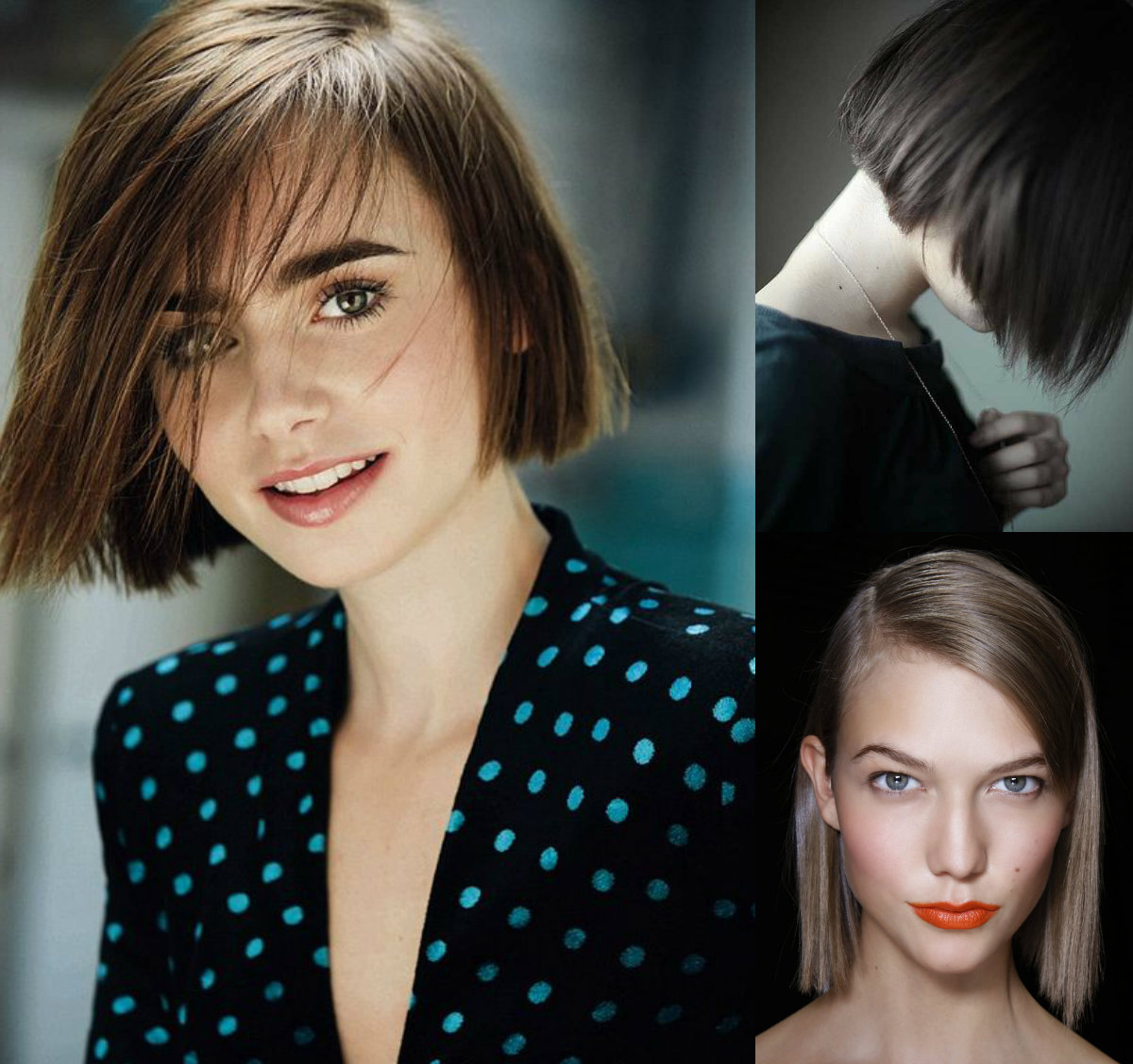 Trendy Sharp And Blunt Bob Hairstyles With Bangs Pertaining To New Sharp Blunt Bob Hairstyles (View 3 of 20)