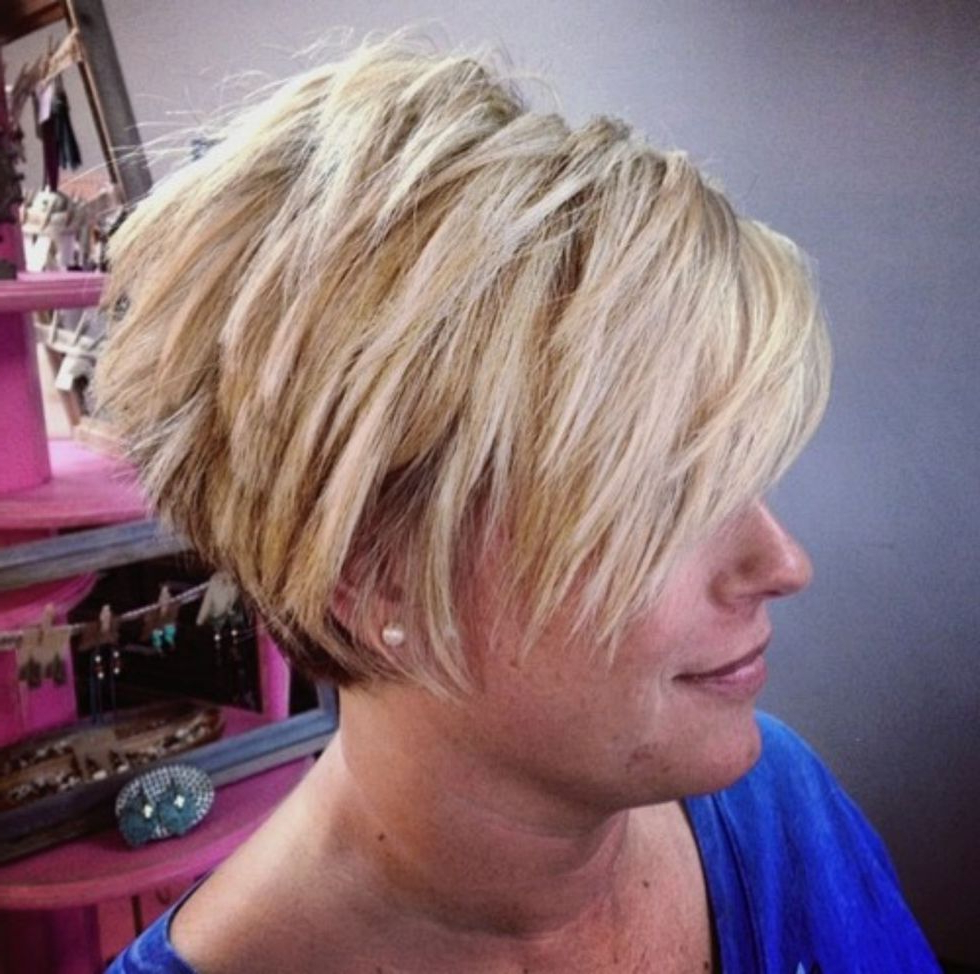 Trendy Short Choppy Layers Pixie Bob Hairstyles With 70 Overwhelming Ideas For Short Choppy Haircuts In (View 9 of 20)