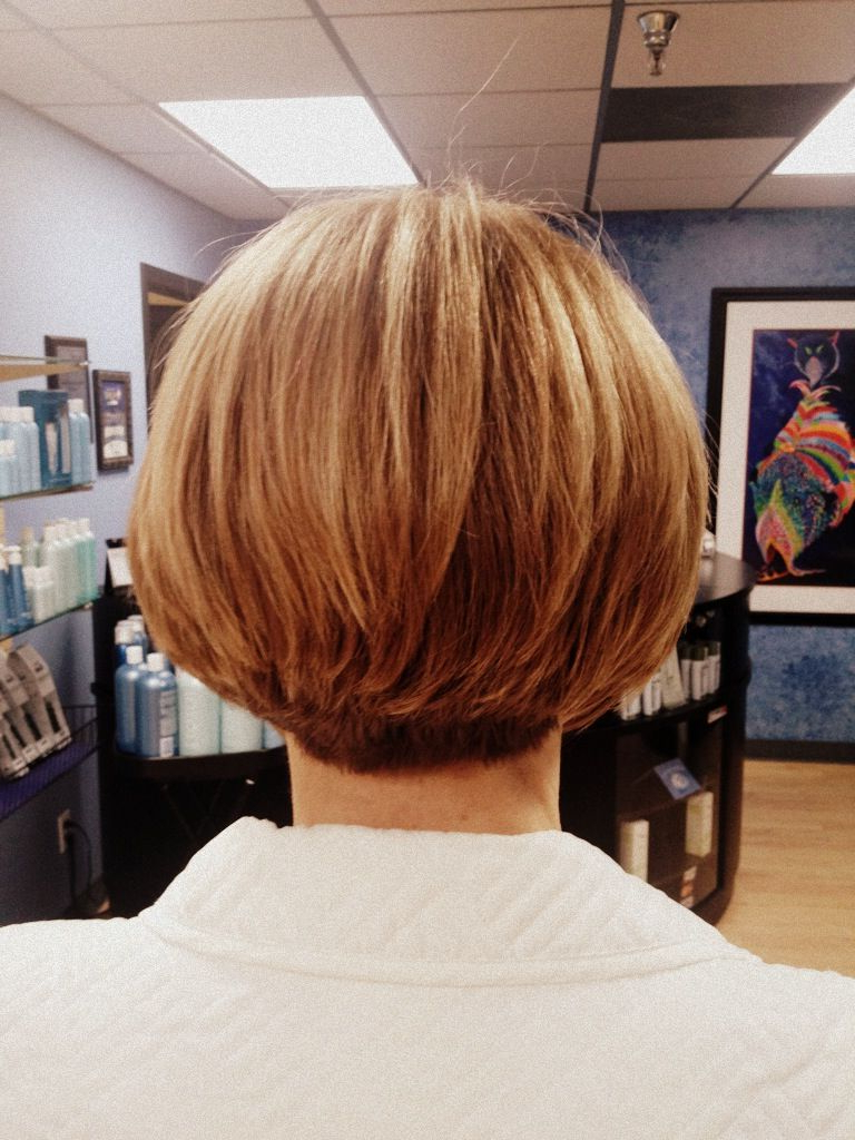 Trendy Wedge Bob Hairstyles Pertaining To Modified Bob (View 17 of 20)