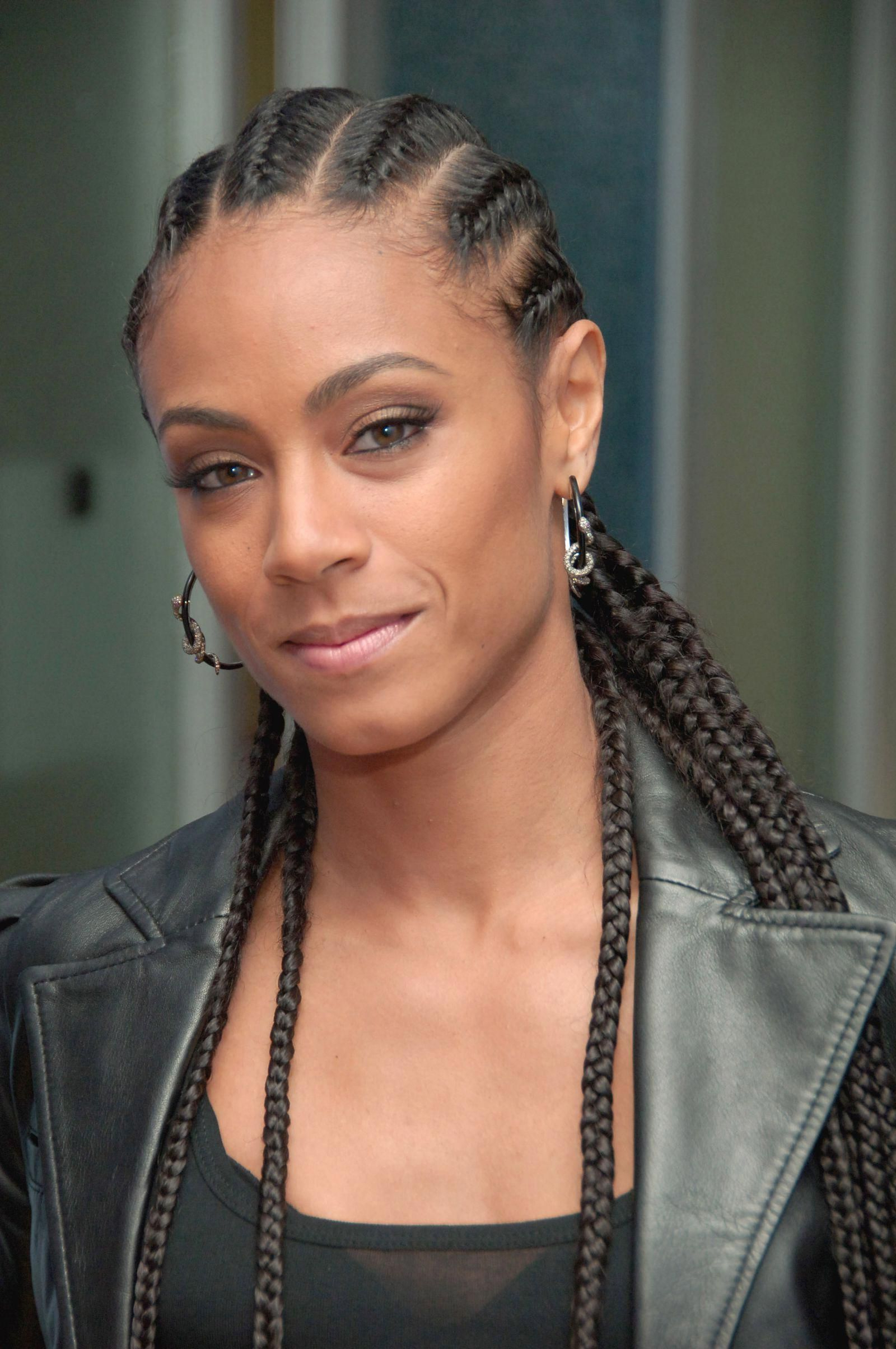 Well Known Crisp Pulled Back Braid Hairstyles Within Cornrowsgoodhousemag #hairbraids #hairtrends #hairstyles (Gallery 8 of 20)
