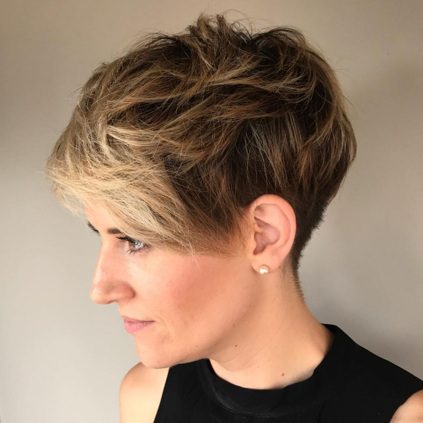 Well Known Edgy Messy Pixie Haircuts Intended For Pixie Haircuts For Thick Hair – 50 Ideas Of Ideal Short (View 2 of 20)